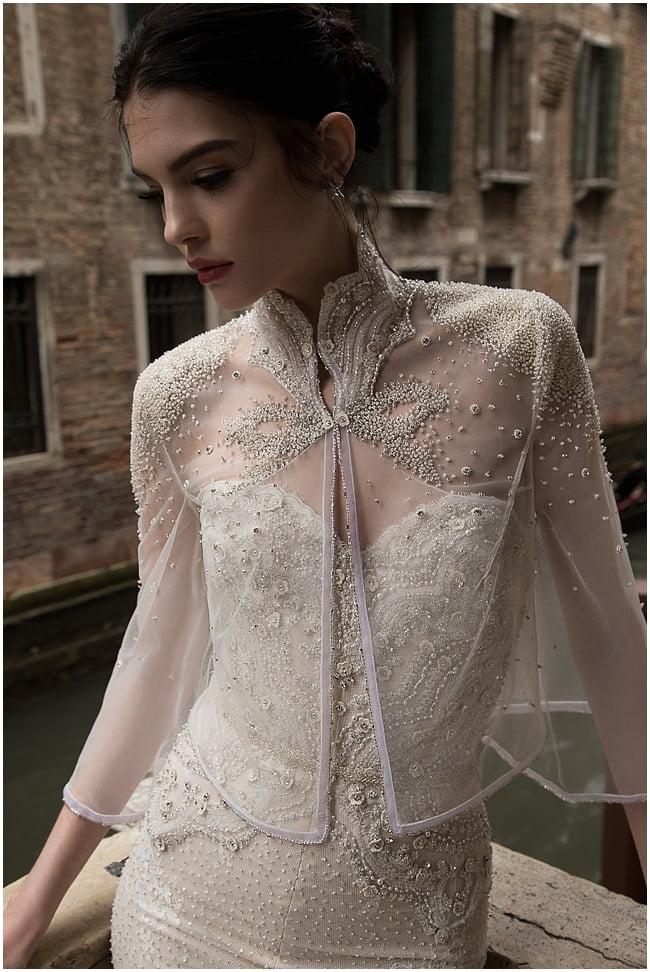Rochie superbă cu perle, Foto: nubride.com