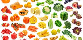 Legume și fructe cu caroteni, Foto: alive.com