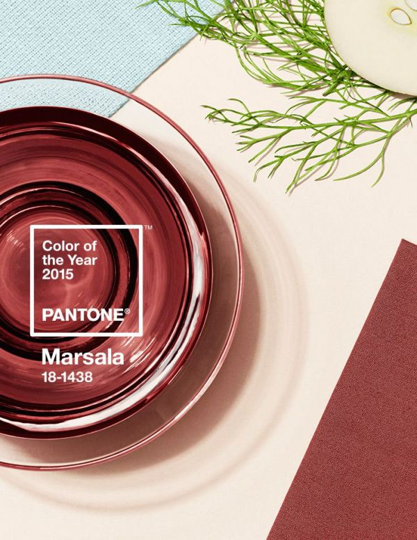 Marsala, culoarea anului 2015 aleasă de Institutului Pantone, Foto: e-luxe.com.br