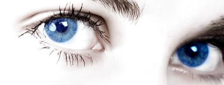 Mucus în ochi, Foto: wvao.org
