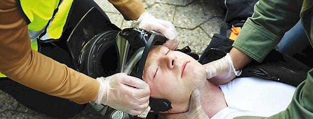 Scoaterea caschetei de pe cap, Foto: spiegel.de
