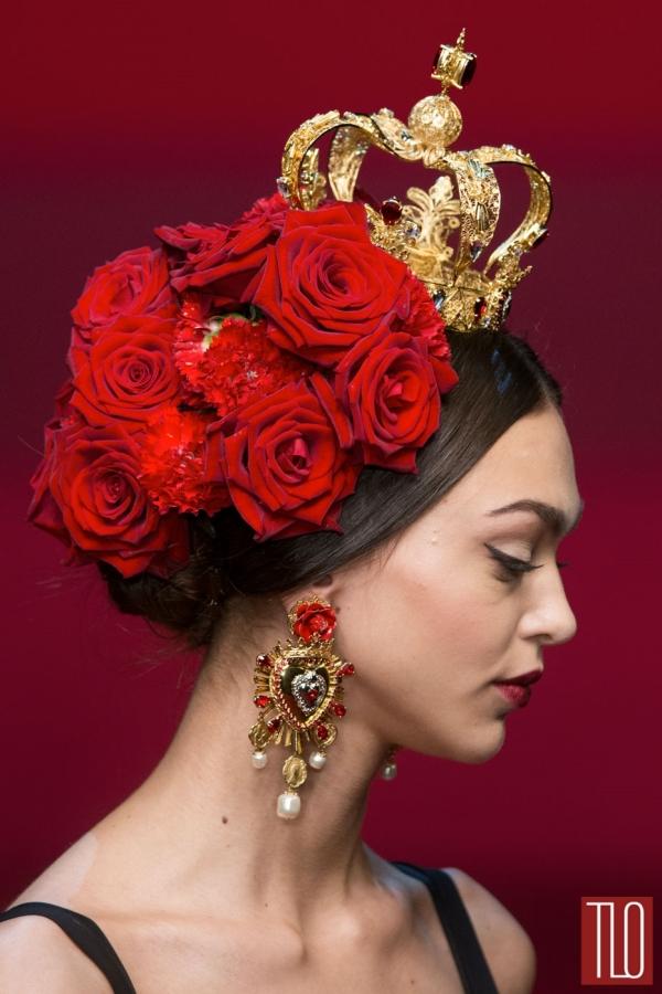 Cercei Dolce&Gabbana, Foto: tomandlorenzo.com