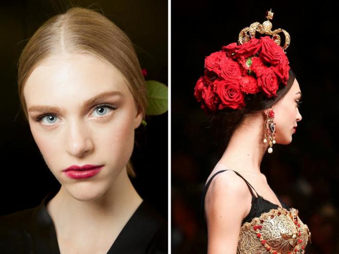 Colecția Dolce&Gabbana din 2015, Foto: cdn.freshnet.com