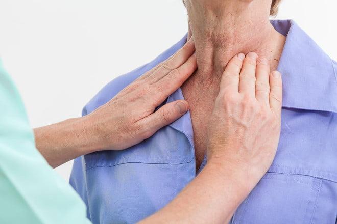 Glanda tiroidă, Foto: bodieko.si