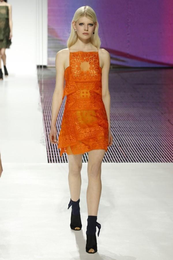 Rochie Dior, Foto: styleworldcollection.com