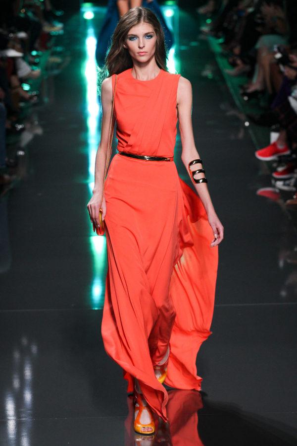 Rochie elegantă marca Elie Saab, Foto: fabfashionfix.com