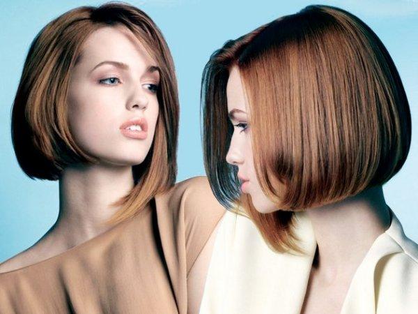 Tunsoare bob asimetrică, Foto: bellevuesalonandspa.com