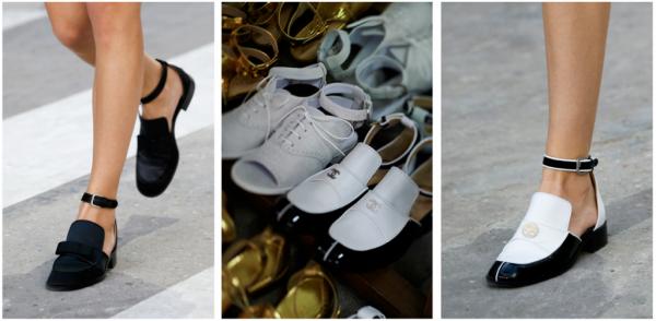 Pantofi Chanel, Foto: stylecloseup.net