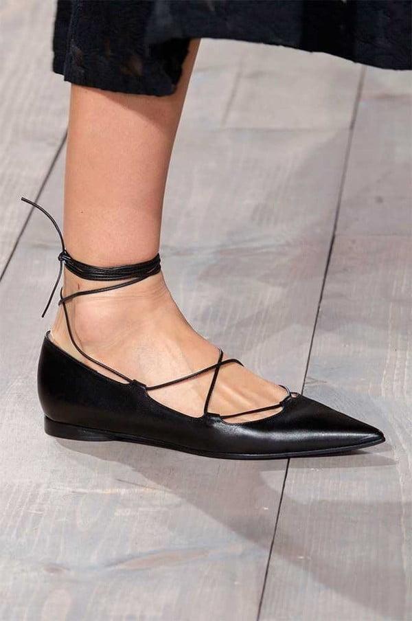 Pantofi din piele Michael Kors, Foto: lamdeptoday.com