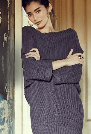 Pulover în tendințele modei anului 2015, Foto: anthropologie.eu