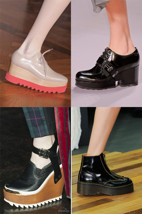 Tendințele modei la pantofi în anul 2015, Foto: blog.trendstop.com