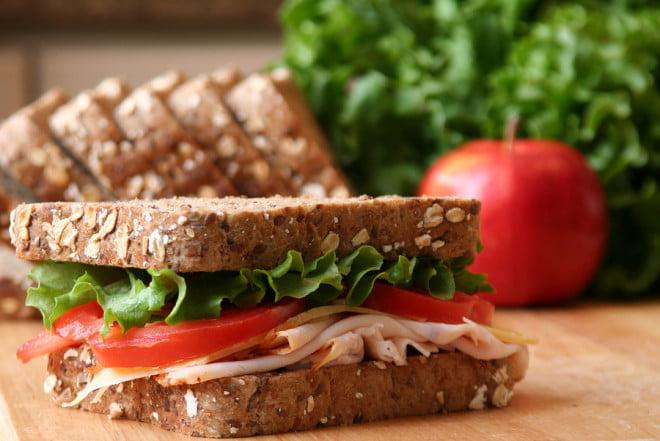Un sandvici delicios, Foto: robertpop.com