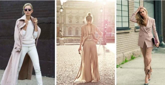 Moda în nuanțe de bej, Foto: fashiongum.com
