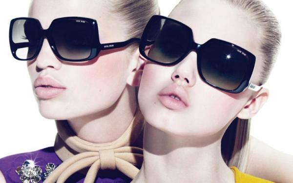 Ochelari cu ramă patrată, Foto: gidgirl.ru