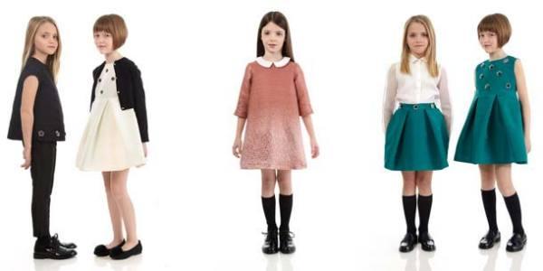 Tendințele modei la copii, Foto: mountine-kindermode.de