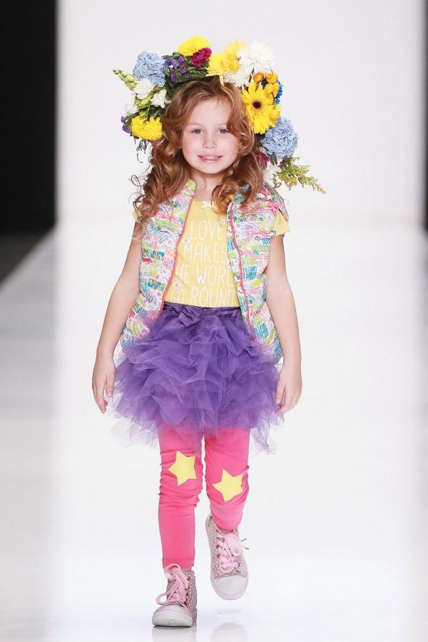 Tendințele modei pentru fetițe în anul 2015, Foto: thebestfashionblog.com