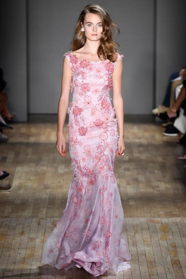 Moda în acest an la Jenny Packham, Foto: hautemessblog.com