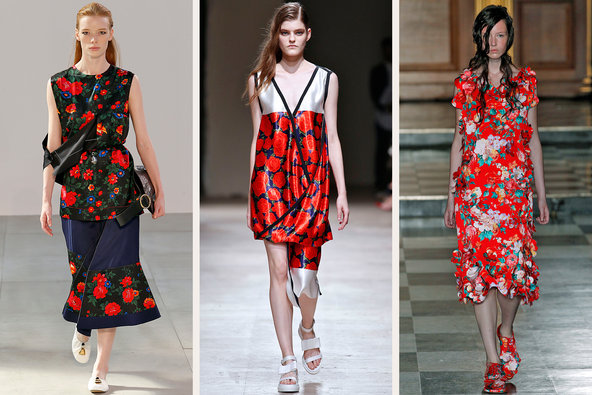 Moda Céline, Maison Rabih Kayrouz, Simone Rocha, Foto: tmagazine.blogs.nytimes.com