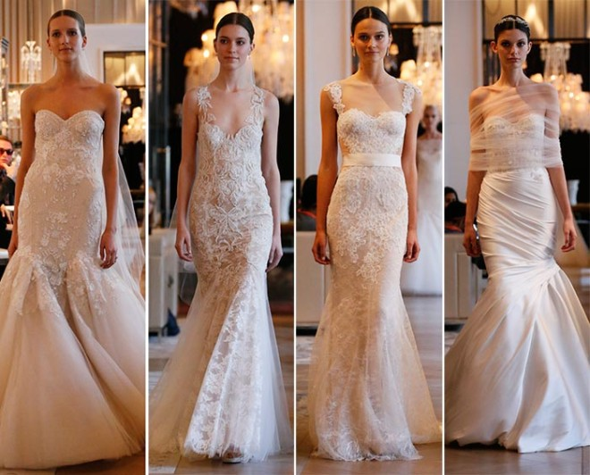 Monique L'huillier Bridal, Foto: fashionisers.com