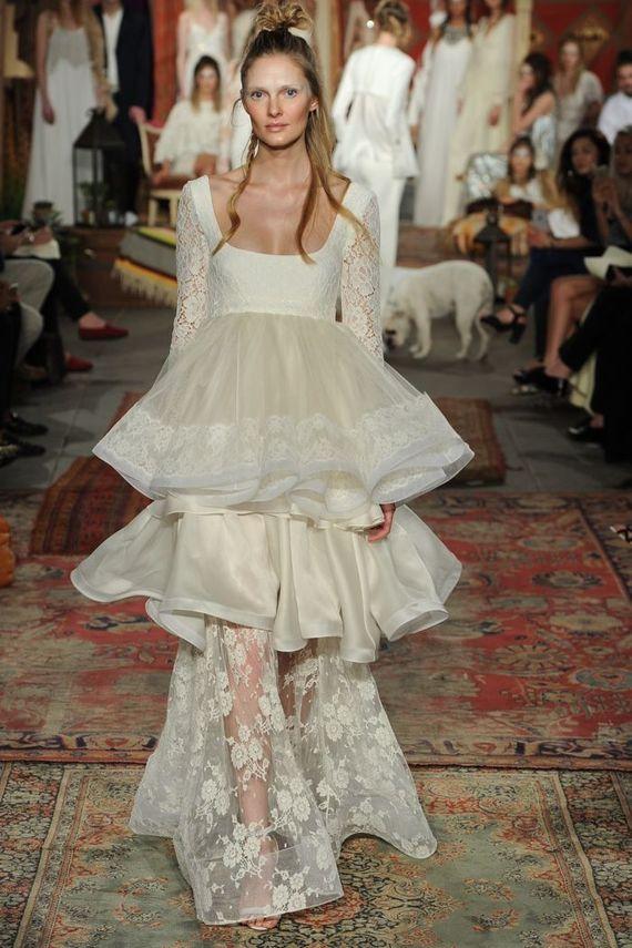 Rochie de mireasă, marca Houghton Bridal, Foto: zeberka.pl