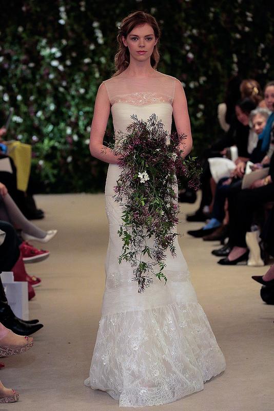 Rochie de mireasă marca Carolina Herrera, Foto: photos.beaut.ie