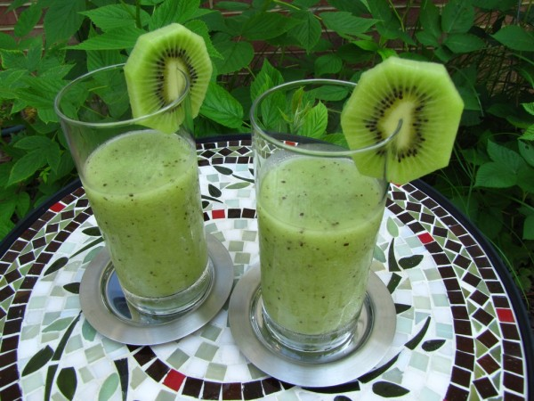 Suc de kiwi, Foto: blumebilder.com