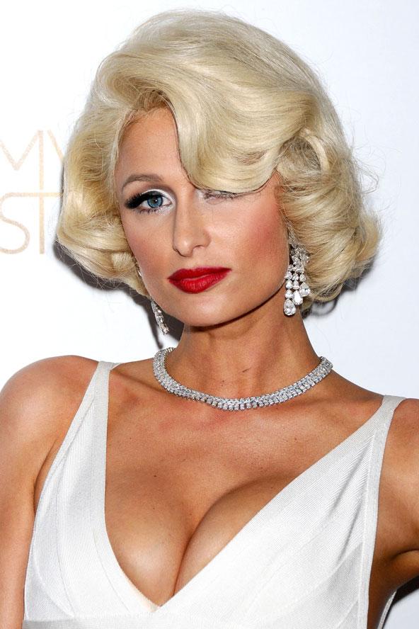 Coafură în stil Marilyn Monroe, Foto: starmakeup.ru