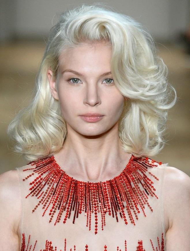 Coafură ca la Marilyn Monroe, Foto: get-the-look.cl