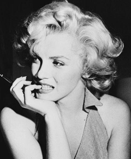 Coafură la Marilyn Monroe, Foto: marilyn-pour-toujours.over-blog.com