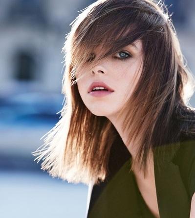 Coafură tinerească pentru păr fin, Foto: leshampiste.com