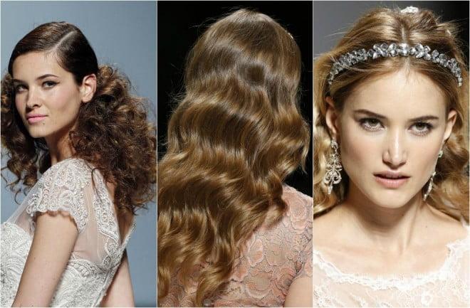 Coafuri pentru păr lung cu bucle, Foto: hairfashion.biz