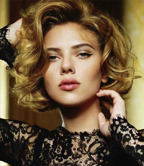 Scarlett Johansson, Foto: therighthairstyles.com