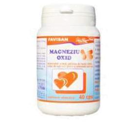 Oxid de magneziu, Foto: comenzi.farmaciatei.ro
