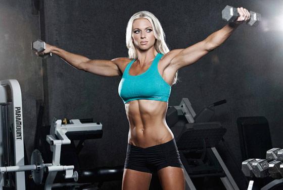 Beneficiile exercițiilor cu greutăți pentru femei, Foto: musculaction.com