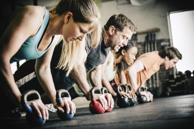 CrossFit, Foto: crossfitresplendent.com