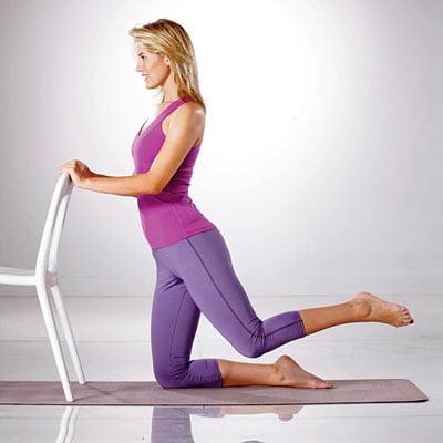 Exercițiu pentru mușchii fesieri