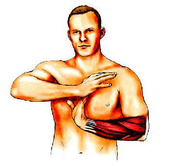 Exercițiul 3 - Pentru întinderea mușchilor degetelor, Foto: cexams.net