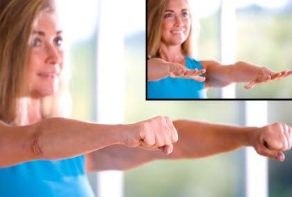 Exercițiul 6 - Pentru încheietura mâinii, Foto: clearlakerheumatology.com