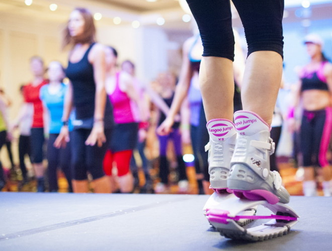 Kangoo Jumps, Foto: fitfixed.com