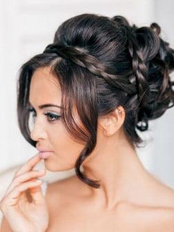 Coafură sofisticată la modă în acest an, Foto: coolest-hairstyles.com