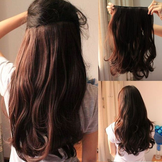 Aplicarea extensiilor de păr, Foto: hairrocks.com.au