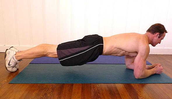 Exercițiu pentru zona abdominală, Foto: euclidchiropracticinc.com