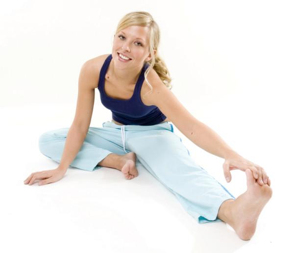 Exercițiu pentru ameliorarea durerilor menstruale, Foto: geckosportsblog.com