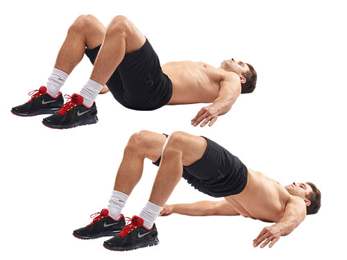Exercițiu simplu pentru zona abdominală, Foto: beachweddinggallery.com