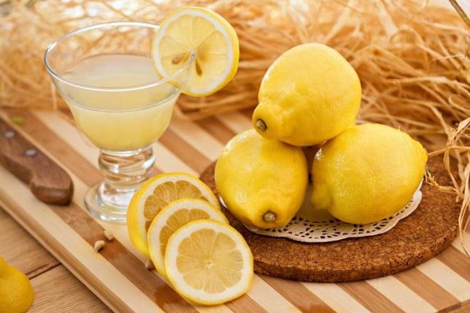 Suc de lămâie, Foto: healthyfoodstyle.com