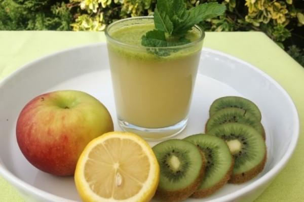 Suc de mere, lămâie și kiwi, Foto: politiko.net