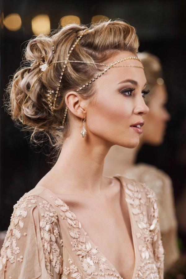Coafură pentru un eveniment special, Foto: fashiondivadesign.com