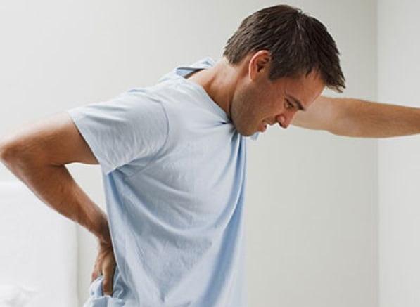 Dureri de spate, Foto: diyhealth.com