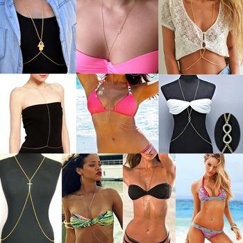Modele de lănțișoare pentru corp, Foto: aliexpress.com