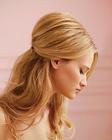 Coafură elegantă în stil romantic, Foto: blablablonde.files.wordpress.com